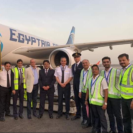 EGYPTAIR Cargo